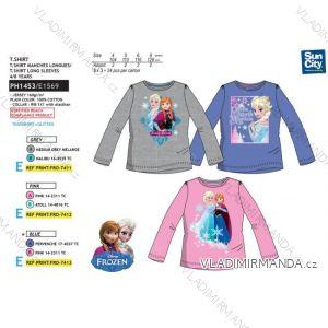 Langärmliges T-Shirt für Mädchen (4-8 Jahre) SUN CITY PH1453