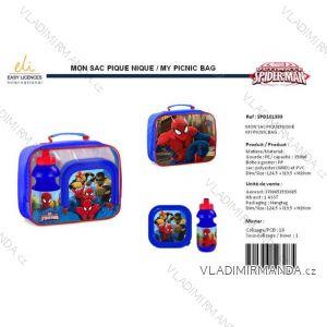 Set Snackflasche Flasche Spider-Man-Babyjungen SONNE Stadt spd101393