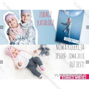 Der neue YOCLUB-Katalog Herbst-Winter 2018 wird kostenlos verschickt