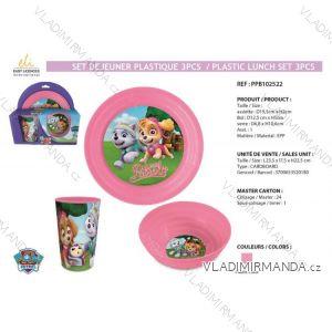 Esszimmer Set Paw Patrol Baby Girls (3 Teile) SUN CITY PPB102522