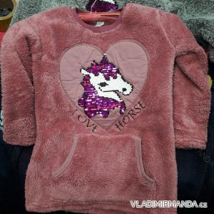 Sweatshirt warm baby teen girl (116-146) TUZZY TM218184