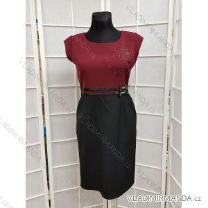 Frauen Übergewicht Ballhalter Kleider (40-50) POLSKá MODA PM2170017