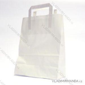 Papier Kraftpapier weiß Kraft 32 + 22x24 50 Stück / Paket