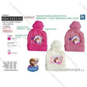 Winter Frozen Cap Girls (52-54) SUN CITY HQ4124