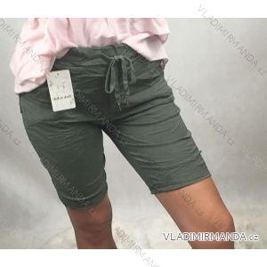 Shorts Frauen Shorts (uni sl) ITALIENISCHE Mode IM318064
