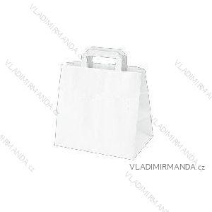 Kraftpapier weiß Kraftpapier 26 + 17x25 50 Stück / Paket