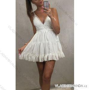 Elegante kurze Damenkleider auf Kleiderbügeln (uni s / m) ITALIAN MODA IM919586