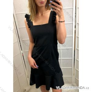 Elegantes Damenkleid (uni sl) ITALIAN FASHION IMT19016