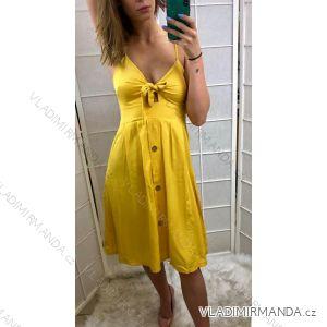 Langärmliges Kleid für Damen (uni s / m) ITALIAN Fashion IM9184243