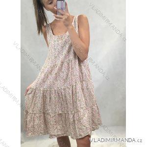 Damen Shorts Breite Schultergurte Übergröße (uni xl-3xl) ITALIAN MODE IM319644