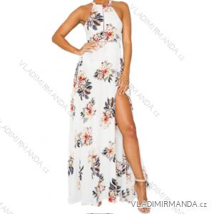 Sommer langes ärmelloses Kleid Frauen (S-XL) AFASHION AF19184