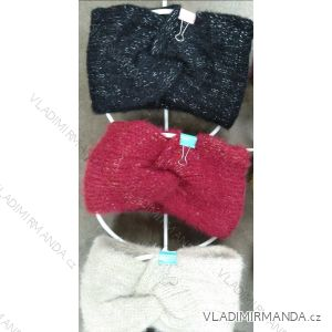 Stirnband gestrickte Winterfrauen (uni) PV618WM5689