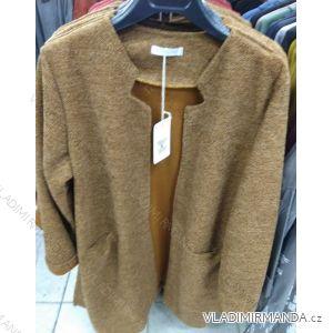 Strickjacke Damen Baumwolle (uni s / l) ITALIENISCHE MODE IM719199