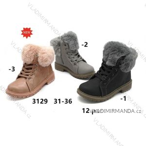 Stiefeletten Winter Workout mit Welpen Teen Girls (31-36) WSHOES SHOES OB2193129