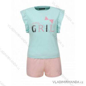 Mädchen Shorts + T-Shirt Set (110-160) GLO-STORY GLT-8757