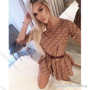 Elegantes Damen Ballkleid (uni sl) ITALIENISCHE MODA IM9172894