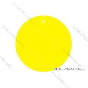 Runde Tags mit einem Durchmesser von 30 mm