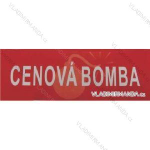 Banner Preisbombe, 5 Stück / Paket
