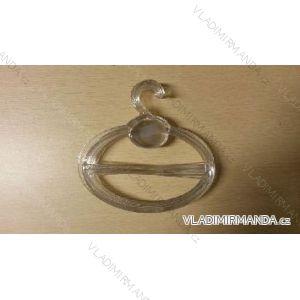 Ovalhalter aus Kunststoff