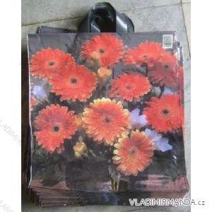 Lpde-Tasche mit Ohrendruck Blumen Blumen Packung à 25 Stück