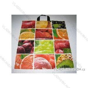 Lpde-Tasche mit Ohrendruck Fruchtverpackung 25St
